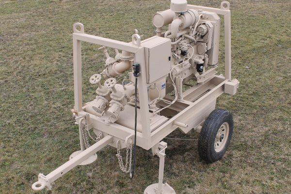 350 GPM Pump Trailer