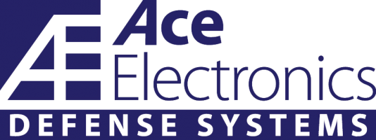 Ace Electronics Defense Systems Logo no background