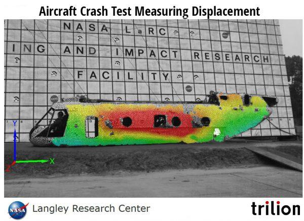 Aircraft Crash Test Measuring Displacement2