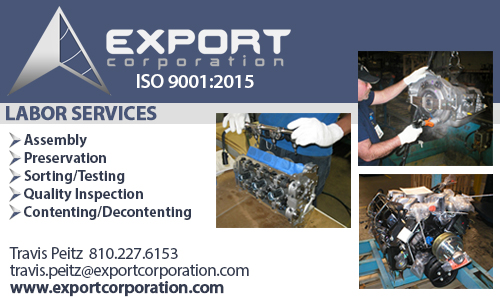 Export Corporation - Labor Services