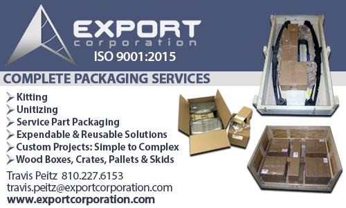 Export Corporation - Packaging Services