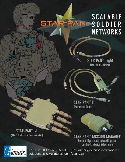 Glenair STAR-PAN page for MDEX