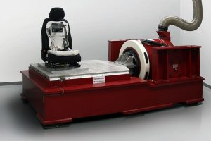Vibration-Shaker Seat Testing